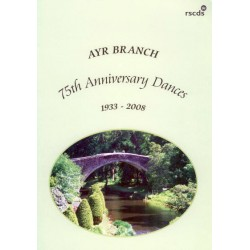Ayr Branch 75th Anniversary Dances