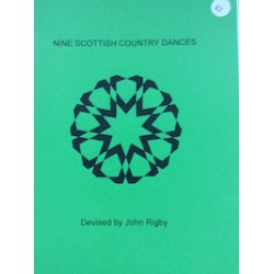 Nine Scottish County Dances 2004