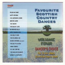 Favourite Scottish Country Dances - Vol 4 Dancer's Choice