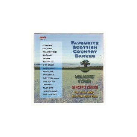 Favourite Scottish Country Dances - Vol 4 Dancer's Choice